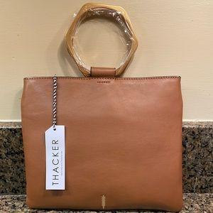 Thacker Le Pouch Hex Crossbody Bag